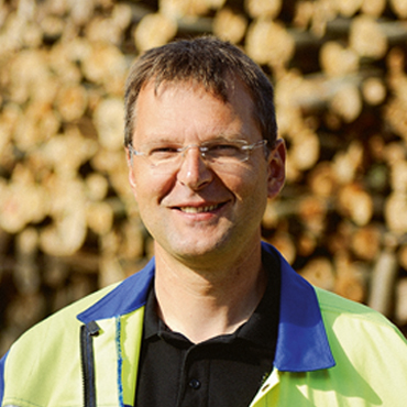 Potrait von Donald Zahm, Maintenance Manager
